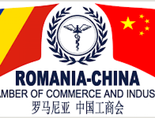 Camera de Comert si Industrie Romania-China