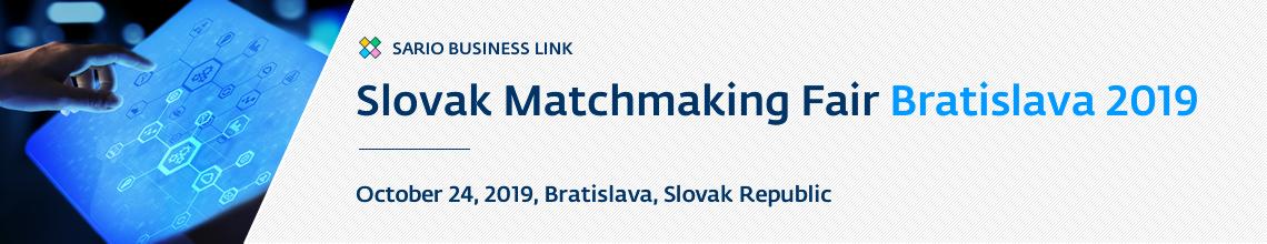 Slovak Matchmaking Fair