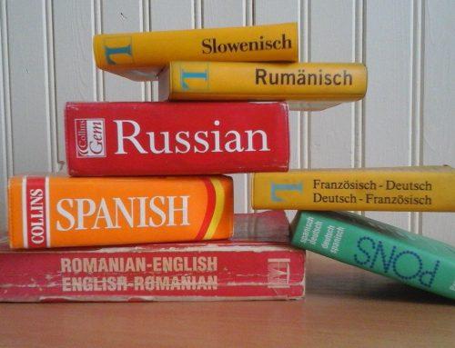 Ofertă Servicii de traduceri & tipografie – Înregistrat la SEAP